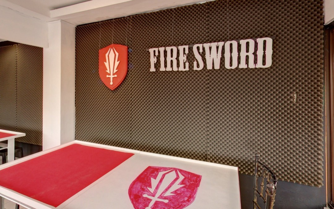 Fire Sword Cafe