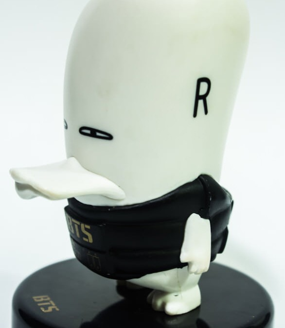 BTS Rap Monster Figure 6cm