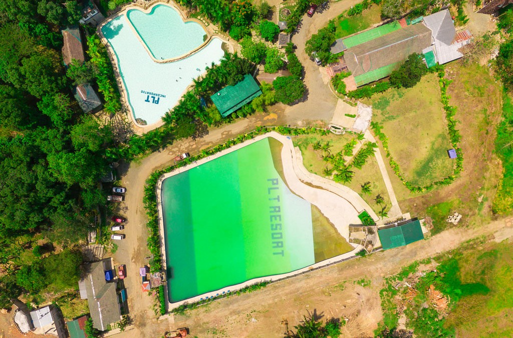 PLT Wellness and Mountain Resort Aerial 360°